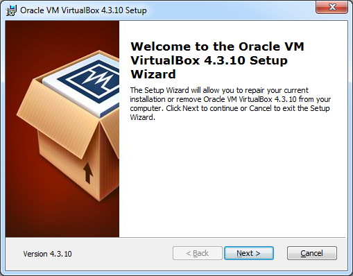 virtualbox-install