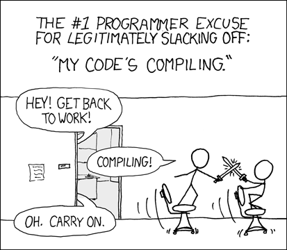 compiling